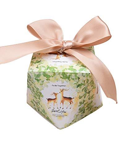 Bestgift Box voor snoep, diamant, voor bruiloft, chocolade, decoratie voor feestjes