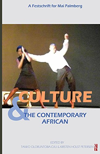Culture & The Contemporary African (English Edition)
