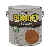 Bondex 391327 - Barniz de aceite (2,50 L), color teca