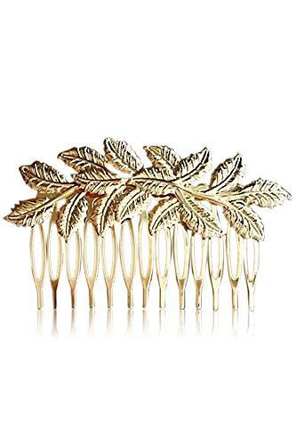 Vococal® Hairpin Nuptiale Épingle à Cheveux Bijoux de Mariage Peigne Accessoires pour Cheveux