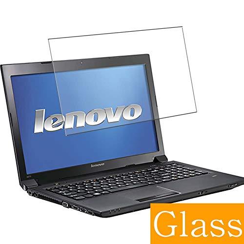 VacFun Vidrio Templado Protector de Pantalla para Lenovo B580 / B590 15.6' Visible Area, 9H Cristal Screen Protector Película Protectora(Cobertura no Completa)