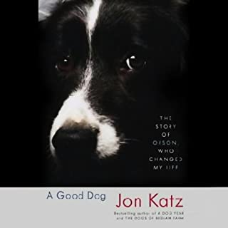 A Good Dog     The Story of Orson, Who Changed My Life              By:                                                                                                                                 Jon Katz                               Narrated by:                                                                                                                                 Tom Stechschulte                      Length: 6 hrs and 21 mins     218 ratings     Overall 4.2