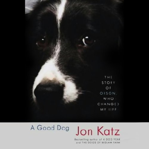 A Good Dog audiobook cover art