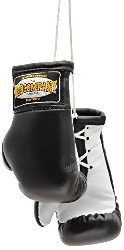 Bad Company Boxhandschuhe für den Autospiegel I Mini Deko-Anhänger für den Innenspiegel im Auto I Perfekte Geschenkidee für Boxer