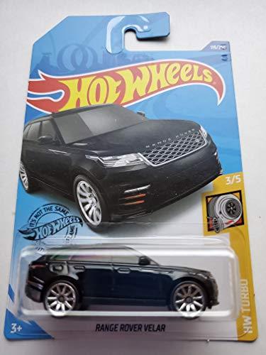 Hot Wheels 2020 Hw Turbo Range Rover Velar, Black 119/250