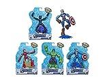 Hasbro Marvel Avengers - Figurinas de acción, modelos surtidos, 1 unidad...