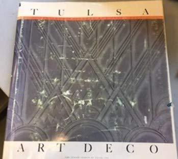 Hardcover Tulsa Art Deco an Architectural Era 1925-1942 Book