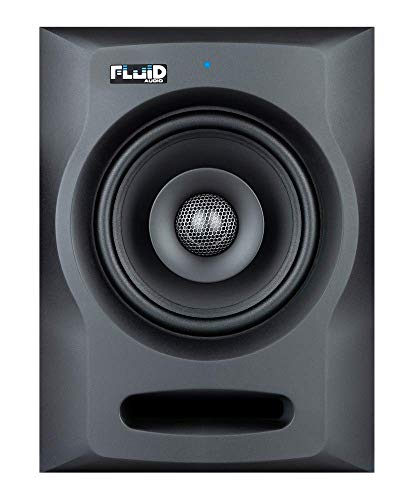 Review Fluid Audio FX50 : 5 Single Point Source Coax Reference Monitor, Bi-Amplified 90w 49Hz - 22k...