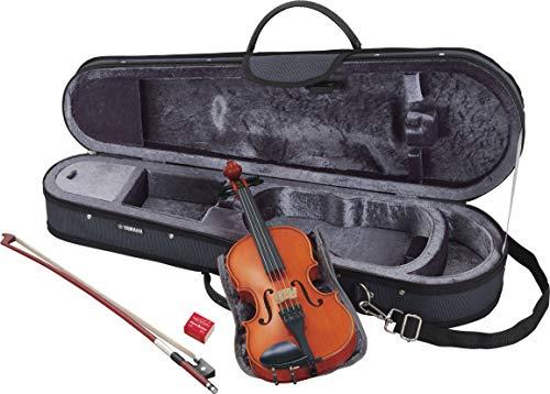 ヤマハ YAMAHA Braviol ブラビオール バイオリン V5SC 3/4 入念な手作業による手工製品 軽量ケースと、弓、松脂をセット
