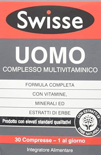 Swisse Uomo Multivitaminico - 30 Compresse