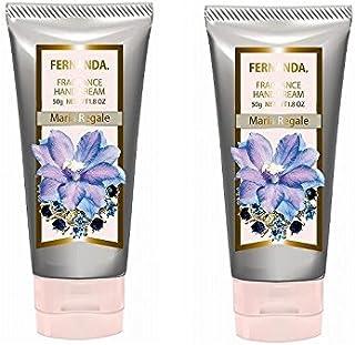 FERNANDA(フェルナンダ) Hand Cream Maria Regale (ハンド クリーム マリアリゲル)×2個セット