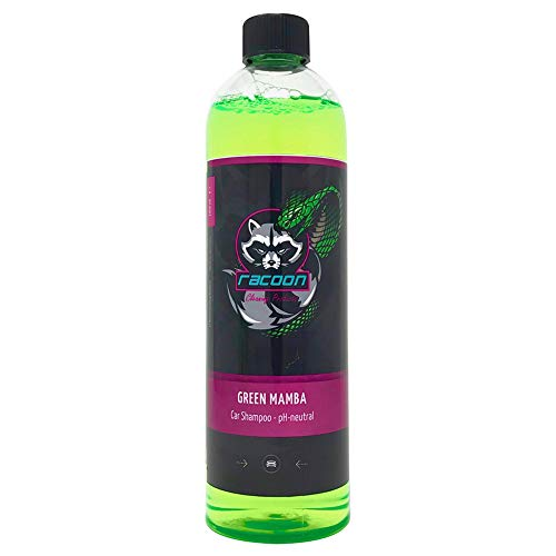 Racoon SHA-GRE-100-01 Groen Mamba Auto Shampoo/pH neutraal-1000ml