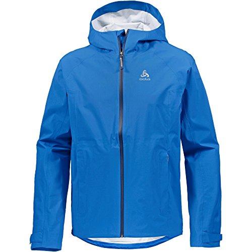 Odlo Herren Aegis Jacket Sportjacke, Mehrfarbig (Energy Blue 20429), XX-Large