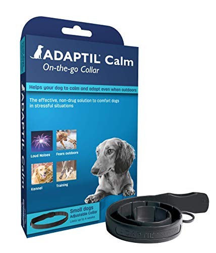 Adaptil C66461H Web - Collar para Perros pequeños (Talla S)