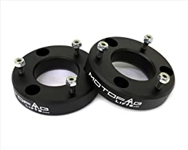 MotoFab Lifts F150-1.5 - 1.5 in Front Leveling Lift Kit That is compatible with F150