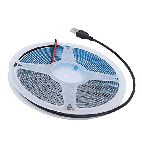 Fournyaa Tira de luz, Tira Flexible LED de 15W 5V para centros comerciales para Barras para pasillos