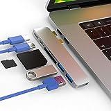 CharJenPro USB C Hub for MacBook...