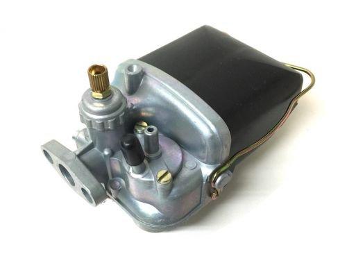 12mm Tuning Vergaser für Hercules Sachs 50 SSB Mofa Moped Mokick inkl. Luftfilter (Bing)