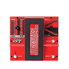 True Polyphonic Pitch Shifting and Whammy effects in a single pedal Drop or Raised tuning by 7 half steps or an entire octave Momentary footswitch for Hammer-on and Pull-off effects True Bypass FS3X input for hands-free selection of Whammy and Drop T...