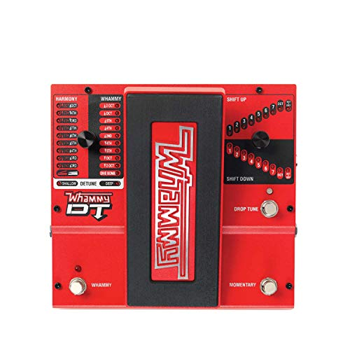 DigiTech Whammy DT Effects Pedal