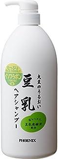【ケース販売】豆乳ヘアシャンプー 1L×10本