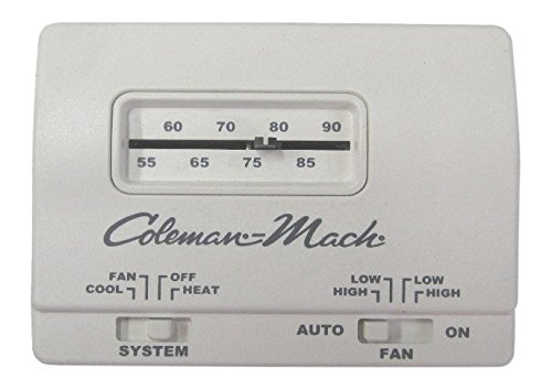 Coleman Rv Camper mach Manual Thermostat