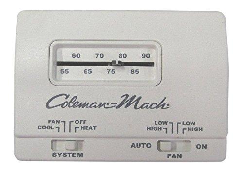 Coleman Rv Camper mach Manual Thermostat