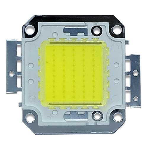 Chip LED da 50 W ad alta potenza per faretti/lampada/lampadina | Bianco freddo
