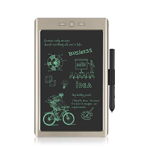 Electronic Product Drawing Board 9-inch Smart Digital Drawing Board Bluetooth USB Connected To Mobile Phone, Cloud Note With Writing Pen,Digital Tablet hangma