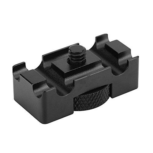 VBESTLIFE Camera Clamp, Lega di Alluminio Tether DSLR Camera Digitale USB Cable Lock Clip Clamp Protection