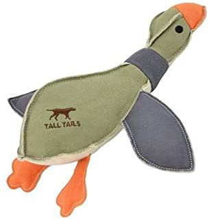 Tall Tails Squeaker Duck Canvas 12