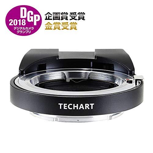 TECHART(テックアート) LM-EA7 ライカMマウントレンズ - ソニーα.Eマウント電子アダプター