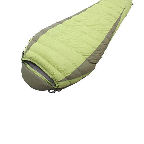 Yy.f Tissu Imperméable Et Durable Sacs à Couches Pour Bébé Sac De Bouteille Isolé Voyage Sac Momie (orange Et Vert),Green-215*80*50cm