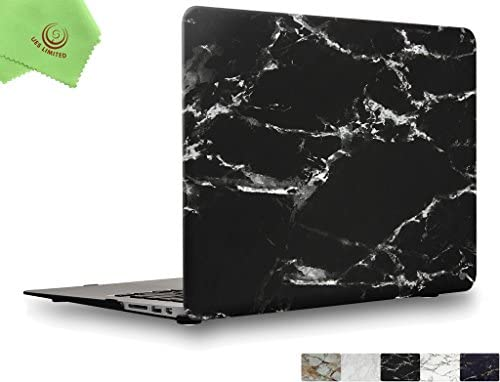 UESWILL Marble Pattern Hard Shell Case Cover for 2010 2017 Release MacBook Air 13 inch Model product image