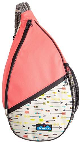 KAVU Paxton Pack Rope Sling Crossbody Bag - Arrow Dynamic