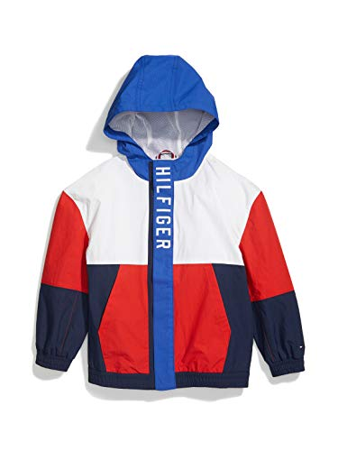 Tommy Hilfiger Windbreaker Red White and Blue