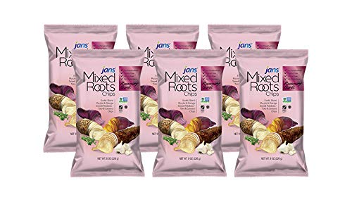 Mixed Roots 全国一律送料無料 Chips - 超定番 All Rosemary Natural Vegetable Garlic