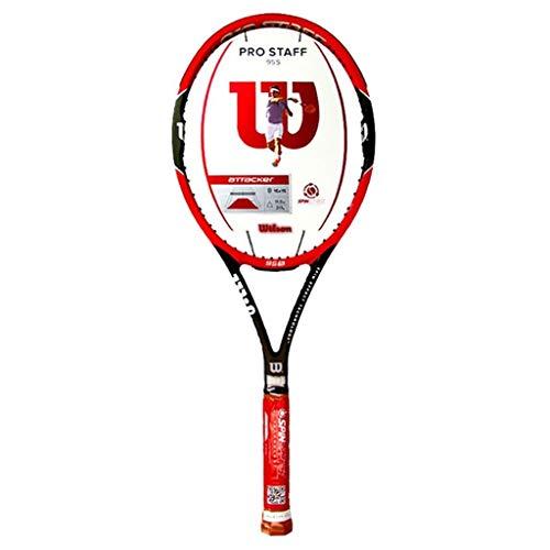 Raquetas De Tenis Clásicos For Adultos Niños Fibra De Carbono Cabeza Profesional Estándar
