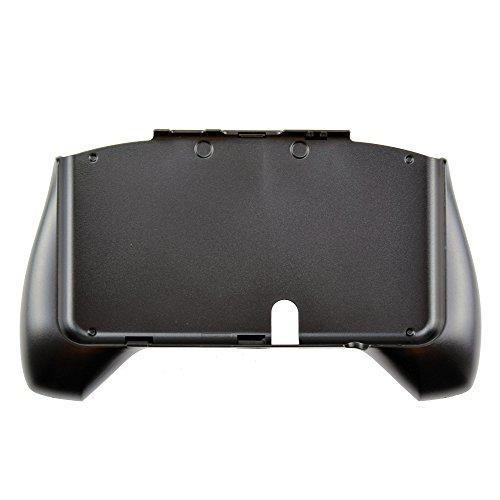 Gam3Gear Grip Manico Nero con Il Basamento per Nintendo 3DS Nuovo