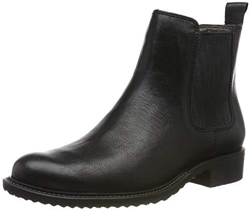 Tamaris Damen 1-1-25422-23 Chelsea Boots, Schwarz (Black 1), 38 EU