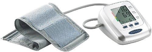 newgen medicals Blutdruck Messgerät: Oberarm-Blutdruckmessgerät mit Langzeit-Analyse per USB am PC (LCD-Oberarm-Blutdruckmessgerät)