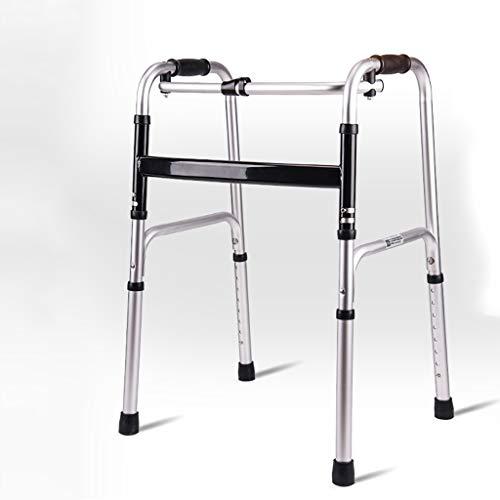 Old Man'S Walking Frame Aleación Aluminio Soporte