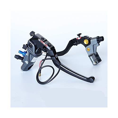 CNC Moto Embrague Palanca 22mm Universal 19 RCS Motocicleta Freno Cilindro Maestro Cable Embrague Palanca Bomba de Freno Radial para Y&amaha Palanca