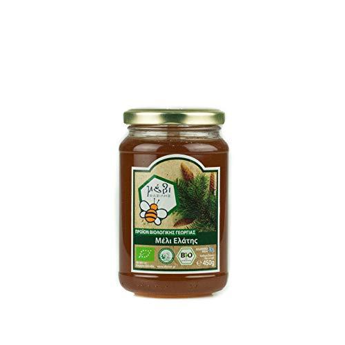 Fasilis Bio Miel Honey Miel de Abeto 450 g