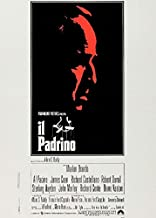 XXL Poster 24 X 36 The Godfather Italian Poster 24 X 36