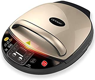 Liven Electric Skillet Baking Pan LR-D3020A, Digital Display, 3 Heating Levels,Non-stick Baking Pan, 1400W