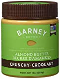 Barney Butter Crunchy Natural Almond Butter, 284g