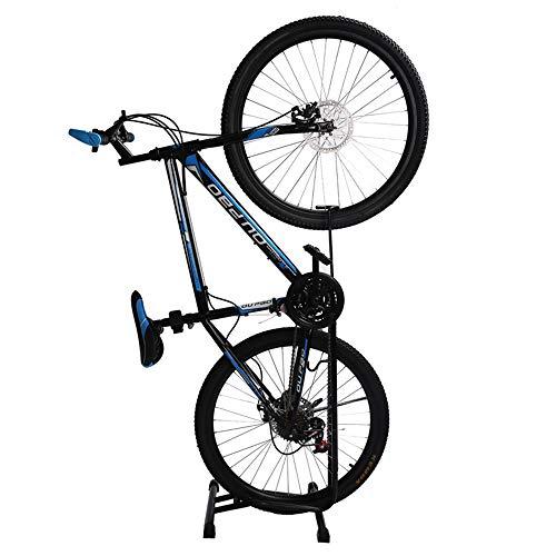 Soporte bici almacenamiento bicicletas montar bicicleta