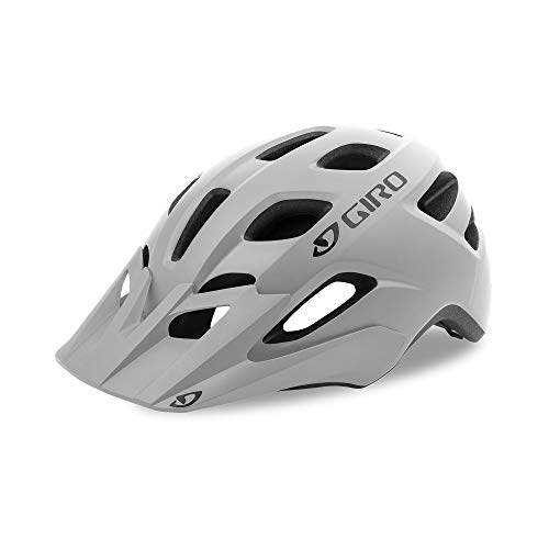 Giro Fixture Adult Recreational Cycling Helmet - Universal Adult (54-61 cm), Matte Grey