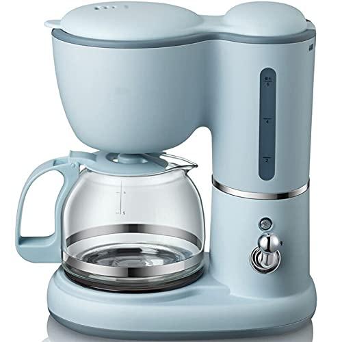 XYG Máquina de café pequeña para el hogar, Aislamiento multifunción Tipo Goteo de Gran Capacidad y máquina de café Separable, Adecuada para reuniones Familiares y de Amigos